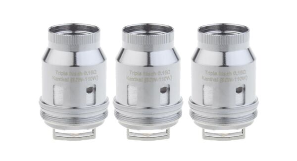 Freemax Replacement Coils 3pack - Kanthal Triple Mesh 0.15 ohm