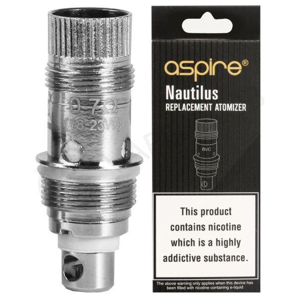 Aspire Nautilus 0.7ohm Coils 5 Pack