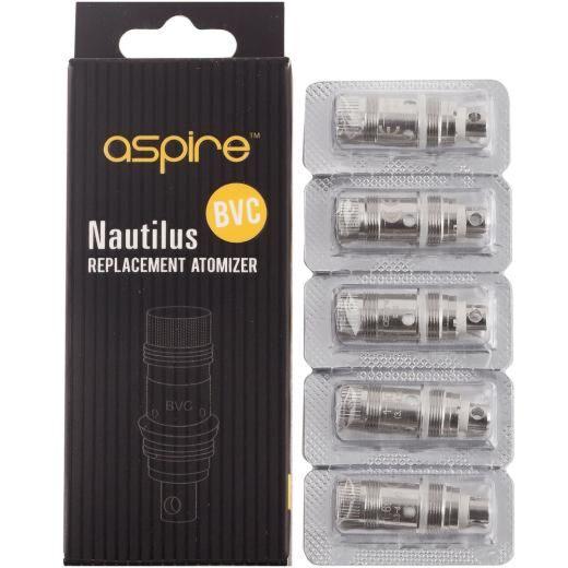 Aspire Nautilus 1.8ohm Coils 5 Pack