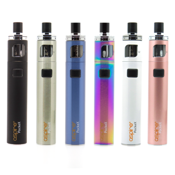 Aspire PockeX Kit TPD Compliant