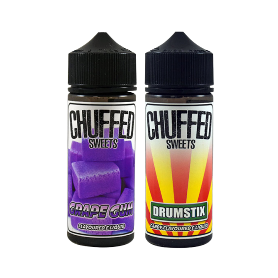 Chuffed Sweets 100ml