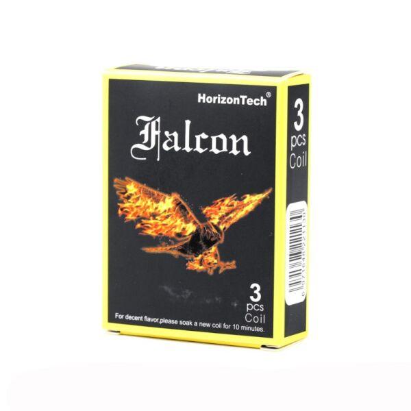 Horizon Tech Falcon M Dual Mesh Coil 80w (3pack) - 0.38ohm