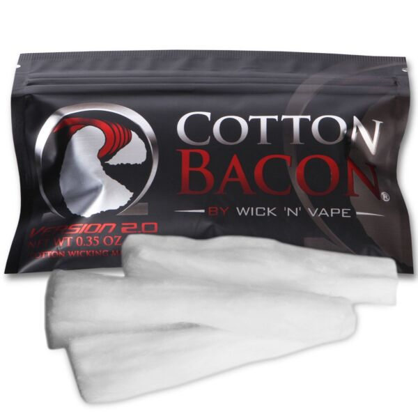 Cotton Bacon - Wicking Cotton