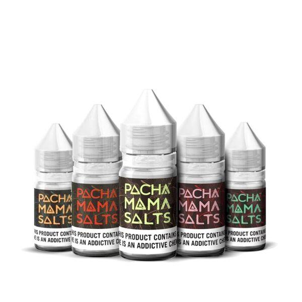 Pacha Mama 10ml Nic Salt 20mg