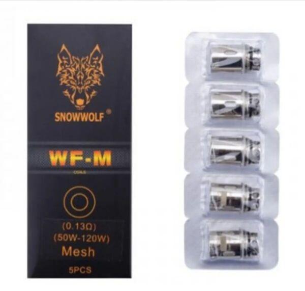 SnowWolf WF-M Coils 5 Pack