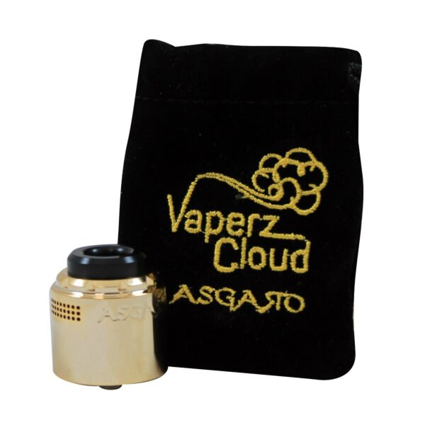 Vaperz Cloud Asgard 30mm RDA
