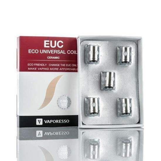 Vaporesso EUC Universal Coil Ceramic (5pack) - 0.6