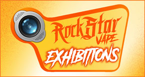 Rockstar Vape Exhibitions Gallery